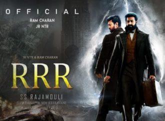 RRR Movie Details